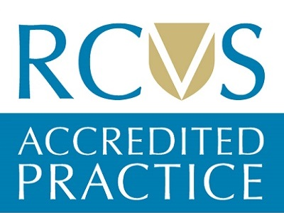 RCVS Accredited Small Animal Practice