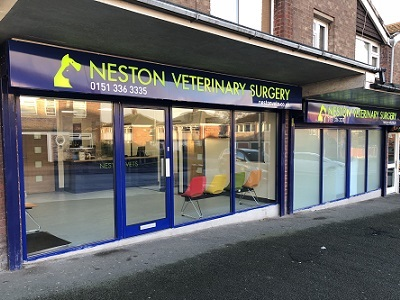 How to find our practice in Neston