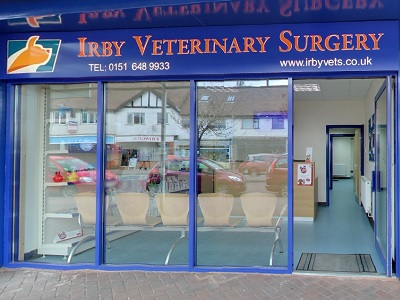 How to find Irby Vets