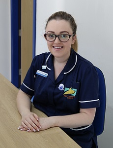 Veterinary Care Assistant: Kirstie Donnelly